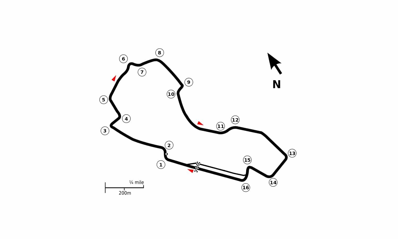 Albert Park, circuito GP Australia en Melbourne