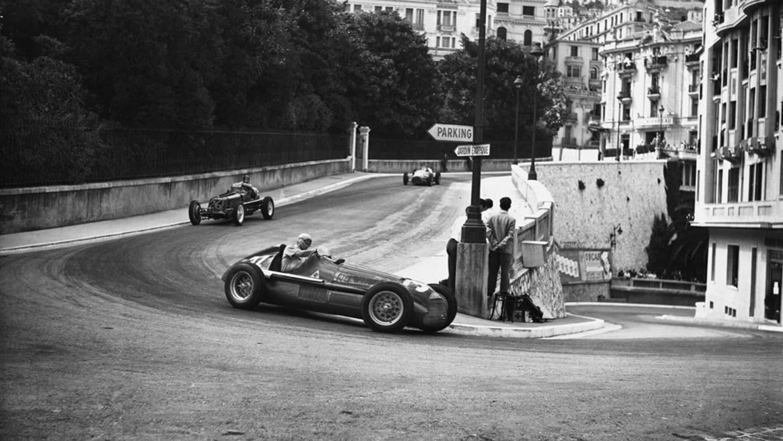 GP de Mónaco historia