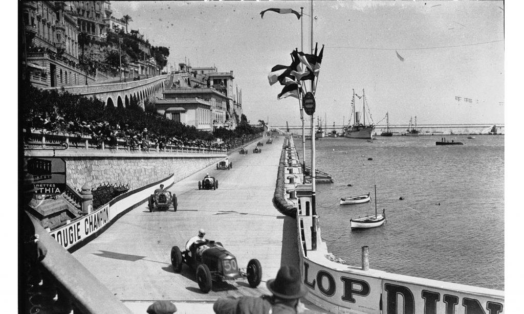 GP de Mónaco, historia costa