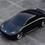 Hyundai Prophecy prototipo parte delantera