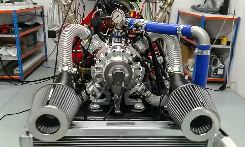 Las ventajas del motor INNEngine