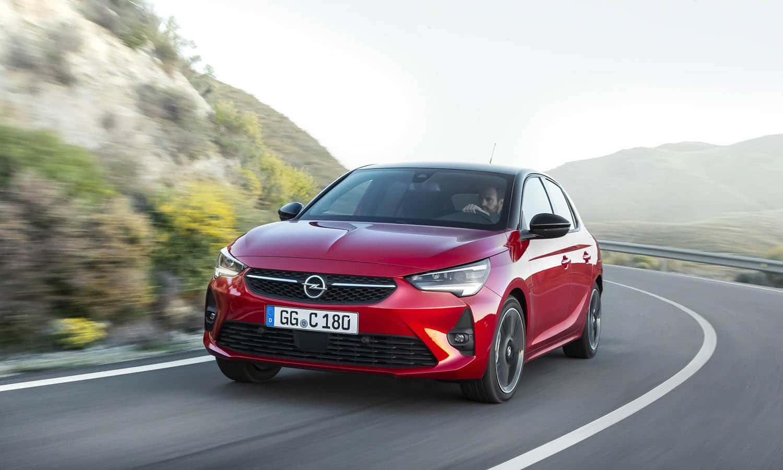 Opel Corsa GSi Line