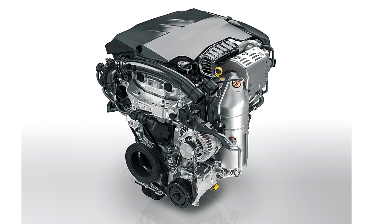 motor gasolina Opel Corsa