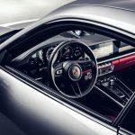 Volante del Porsche 911 Turbo S 2020