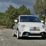 Prueba Abarth 595 Esseesse frontal