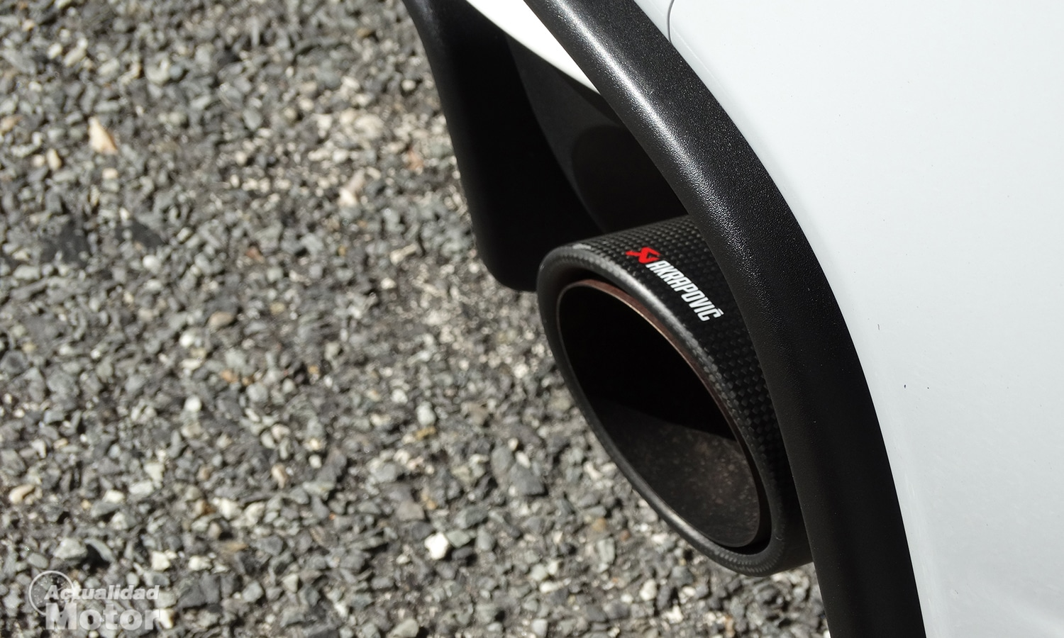 Prueba Prueba Abarth 595 Esseesse con escape Akrapovic