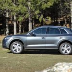 Prueba Audi Q5 híbrido enchufable