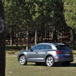Audi Q5 híbrido enchufable prueba