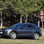 Audi Q5 55 TFSIe PHEV 367 CV prueba