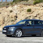 Prueba Audi Q5 55 TFSIe PHEV