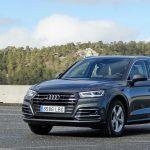 Prueba Audi Q5 367 CV híbrido enchufable