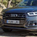 Rejilla Audi Q5 PHEV