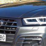 Faros de LED del Audi Q5 55 TFSIe 367 CV