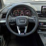 Volante Audi Q5 y cuadro