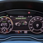 Informaciones cuadro de instrumentos Audi Q5 híbrido