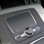 Superficie táctil del Audi Q5
