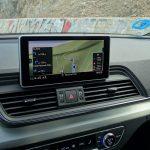 Pantalla de entretenimiento Audi Q5