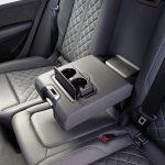 Reposabrazos trasero del Audi Q5