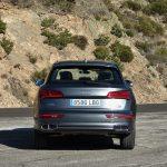 Parte trasera del Audi Q5 55 TFSIe