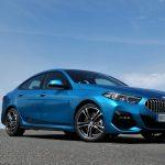 BMW Serie 2 GC 220d perfil