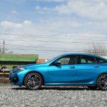Prueba BMW Serie 2 Gran Coupé lateral