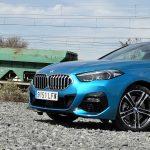 Prueba BMW Serie 2 GC frontal