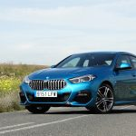 BMW Serie 2 Gran Coupé perfil