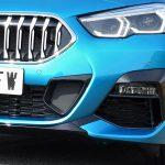 BMW Serie 2 GC 220d detalle frontal