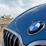 BMW Serie 2 GC 220d insignia marca