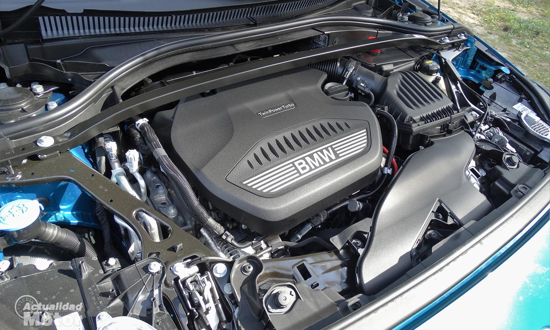 Motor del BMW Serie 2 Gran Coupé 220d diésel 2.0 190 CV