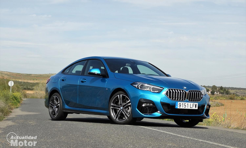 Prueba BMW Serie 2 GC