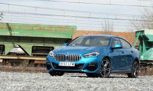 Prueba BMW Serie 2 Gran Coupé