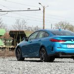 BMW Serie 2 Gran Coupé parte trasera