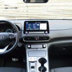 Hyundai Kona Eléctrico cuadro salpicadero
