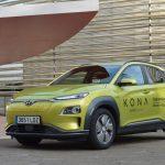 Prueba Hyundai Kona Eléctrico 204 CV