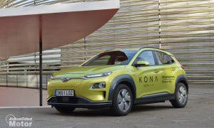 Hyundai Kona Eléctrico delantera