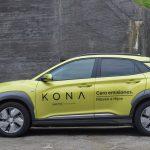 Hyundai Kona Eléctrico lateral