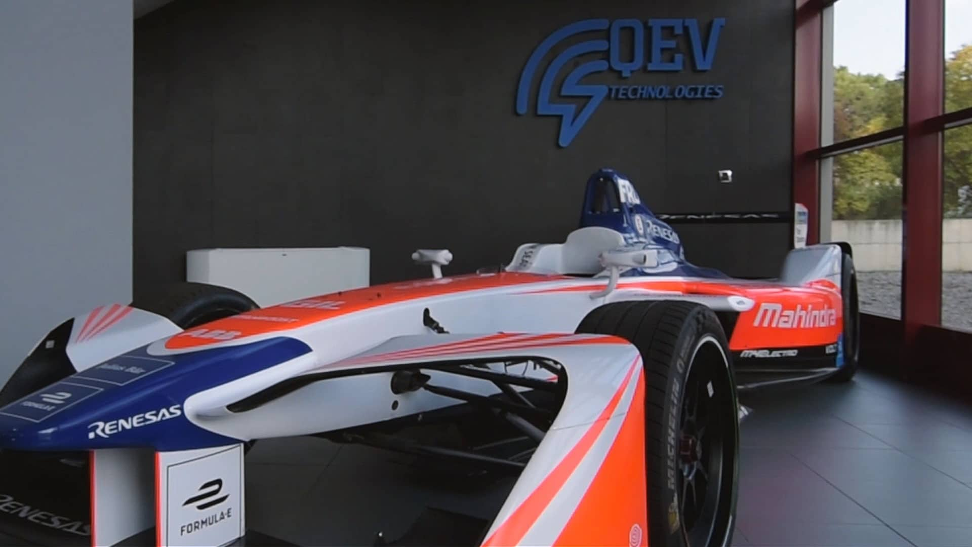 QEV Technologies formación, cursos