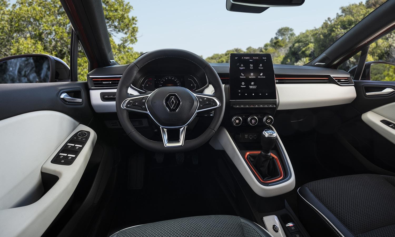 Interior Renault Clio