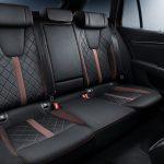 Skoda Octavia RS 2020 asientos traseros