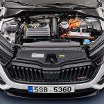 Motor Skoda Octavia RS PHEV 245 CV