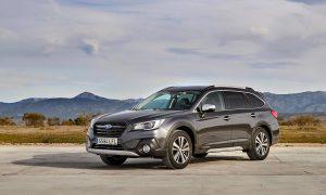 Subaru Outback Silver Edition