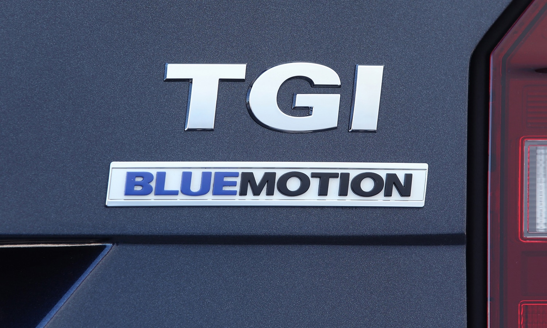Bluemotion TGI Volkswagen GNC