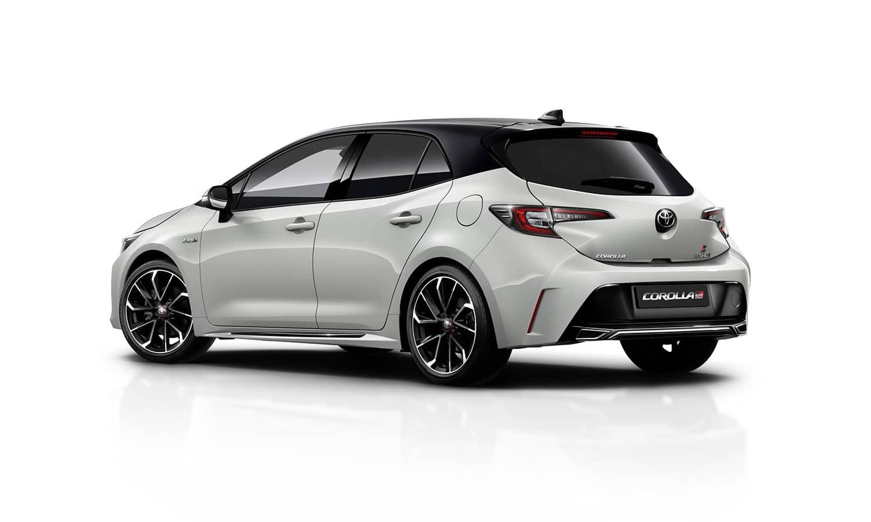 Toyota Corolla GR-Sport trasera