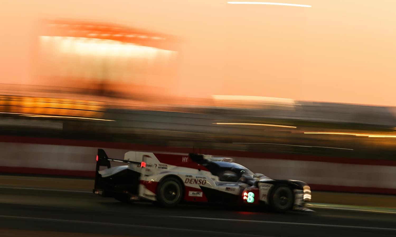 Toyota WEC Le Mans