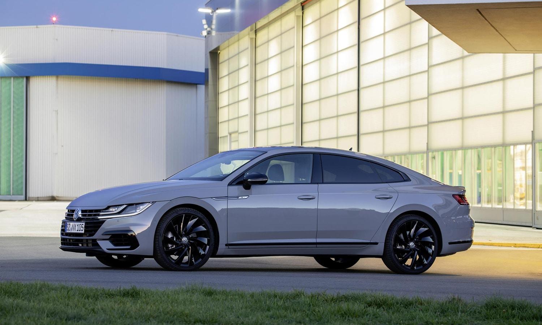 Volkswagen Arteon R-Line Performance lateral