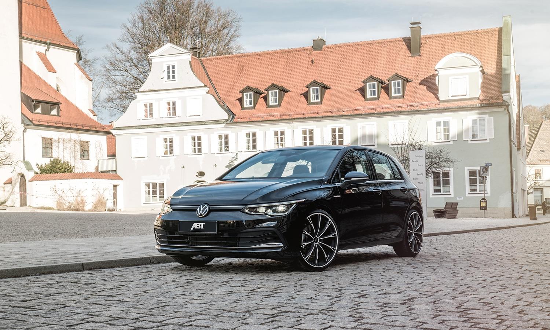 Volkswagen Golf 8 tuning por ABT