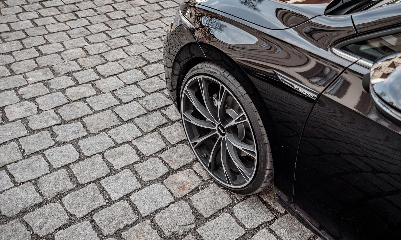 Llantas de 20 pulgadas para el Volkswagen Golf VIII de ABT
