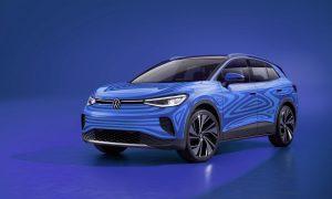 Volkswagen ID.4 crossover eléctrico