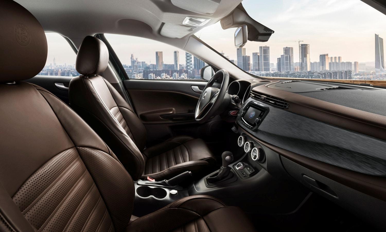 Alfa Romeo Giulietta Super MY19 interior